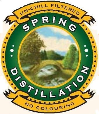 Das Spring  Speciales Provenance Whisky Label von 2009 bis 2015/16