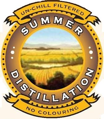 Das Summer  Speciales Provenance Whisky Label von 2009 bis 2015/16